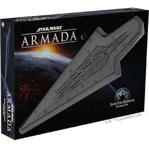 Star Wars - Armada - Super Star Destroyer