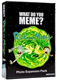 What do you Meme - Rick and Morty expansion-games - 18+-The Games Shop