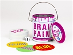 Brain Paint-card & dice games-The Games Shop