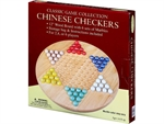 Chinese Checkers - with marbles-traditional-The Games Shop