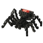 Nanoblock - Small Reback Spider-construction-models-craft-The Games Shop