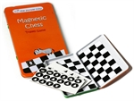 Magnetic Games to Go - Chess-travel games-The Games Shop