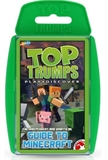 Top Trumps - The Independant and Unofficial Guide to Minecraft-card & dice games-The Games Shop