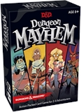 D&D Dungeon Mayhem-card & dice games-The Games Shop