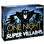 One Night Ultimate Super Villains-card & dice games-The Games Shop