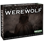 Ultimate Werewolf-card & dice games-The Games Shop