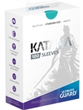 Ultimate Guard Sleeves Katana - Turquoise-trading card games-The Games Shop