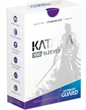 Ultimate Guard Sleeves Katana - Purple-trading card games-The Games Shop