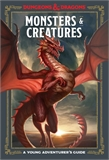 Dungeons and Dragons - Monsters & Creatures - A Young Adventurers Guide -d&d-The Games Shop