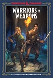 Dungeons and Dragons - Warriors & Weapons- A Young Adventures Guide -gaming-The Games Shop
