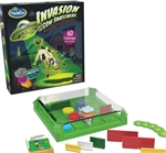 Invasion of the Cow Snatchers-mindteasers-The Games Shop