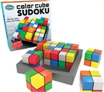 Colour Cube Sudoku-mindteasers-The Games Shop
