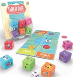 Yoga Dice by Thinkfun-card & dice games-The Games Shop