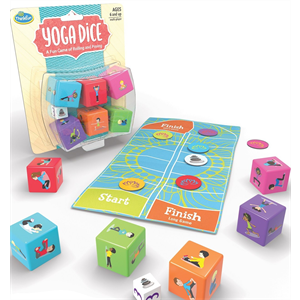 Yoga Dice by Thinkfun
