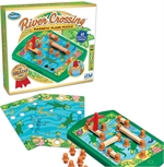 River Crossing-mindteasers-The Games Shop