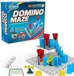 Domino Maze-mindteasers-The Games Shop
