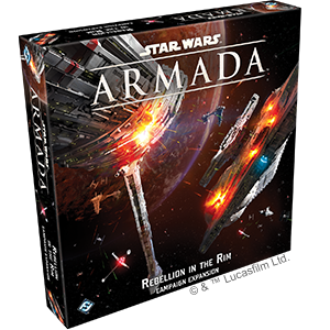 Star Wars - Armada - Rebellion in the Rim