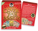 Cover Your Assets-card & dice games-The Games Shop