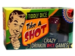 Take a Shot - 10 Dice games-games - 18+-The Games Shop