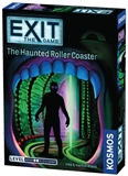Exit - The Haunted Roller- Coaster-board games-The Games Shop