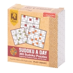 Sudoku a Day Desk Block-mindteasers-The Games Shop