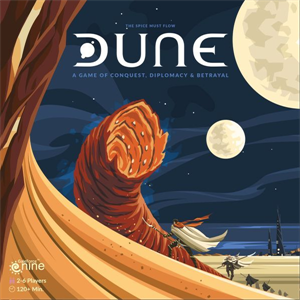 Dune - The Board Game