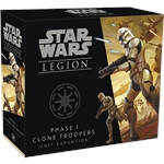 Star Wars - Legion - Phase 1 Clone Troopers Expansion-gaming-The Games Shop