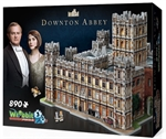 Puzz 3D - Dowton Abbey-jigsaws-The Games Shop
