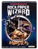 Dungeons and Dragons - Rock Paper Wizard - Fistful of Monsters exp-card & dice games-The Games Shop