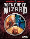 Dungeons and Dragons - Rock Paper Wizard-card & dice games-The Games Shop