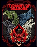 Dungeons and Dragons - Tyranny of Dragons Alternate Art Ed-gaming-The Games Shop