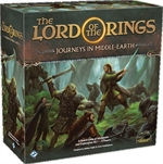 Lord of the Rings - Journeys in Middle Earth-board games-The Games Shop