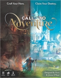 Call to Adventure-board games-The Games Shop