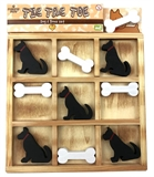 Tic Tac Toe - Dog & Bone-board games-The Games Shop