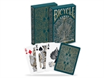 Bicycle - Aureo Foil Deck-card & dice games-The Games Shop
