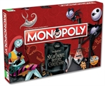 monpoly - Nightmare Before Christmas-board games-The Games Shop