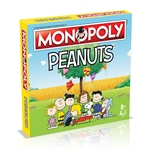 Monopoly - Peanuts-board games-The Games Shop