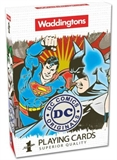 DC Comics Playing Cards-card & dice games-The Games Shop