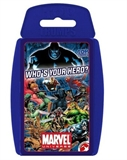 Top Trumps - Marvel Universe-card & dice games-The Games Shop