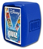 Top Trumps Quiz - Disney Classics-card & dice games-The Games Shop