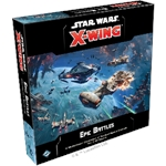 Star Wars - X-Wing 2nd Edition - Epic Battles Multiplayer exp-gaming-The Games Shop