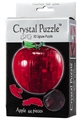 3D Crystal Puzzle - Red Apple-jigsaws-The Games Shop
