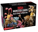 dungeons and Dragons - Spellbook Cards - Volo's Guide to Monsters-gaming-The Games Shop