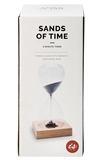 Sands of Time Magnetic Hourglass-science & tricks-The Games Shop
