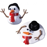 Frosty melting Snowman-science & tricks-The Games Shop