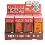 Mysterious Puzzle Box-mindteasers-The Games Shop