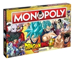 Monopoly - Dragon Ball Super-board games-The Games Shop