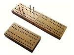 Cribbage - Mini Folding Travel Board-card & dice games-The Games Shop
