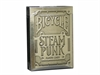 Bicycle - Steam Punk Silver Foil Cards-card & dice games-The Games Shop