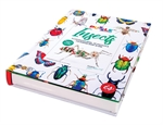 3D Puzzle Book - Insect-construction-models-craft-The Games Shop
